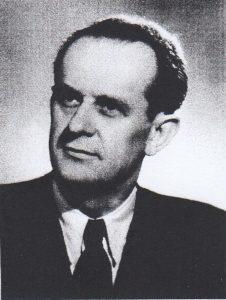 Gömböcz József igazgató 1951-1972